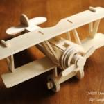 【100均】ダイソー木製3D模型を組み立ててみた♪