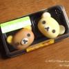 【食べマス!】リラックマ和菓子を食べてみた♪【ローソン】