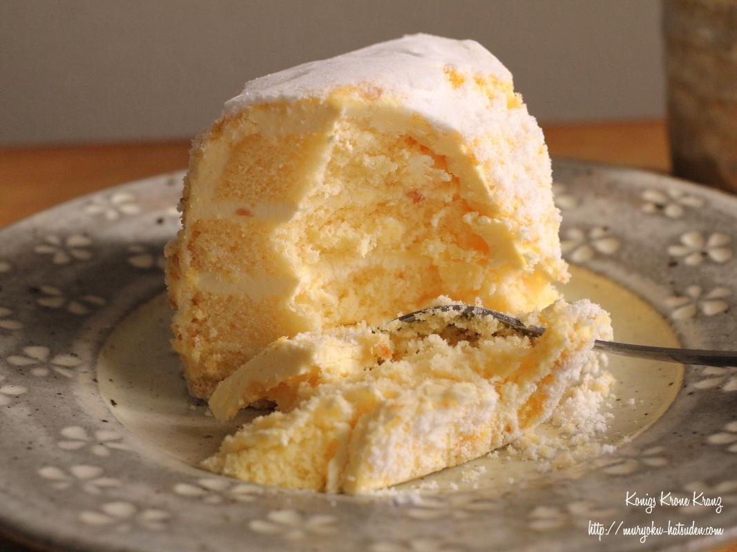 【ケーニヒスクローネ♪】バタークリームのリングケーキ「クランツ」を食べる!