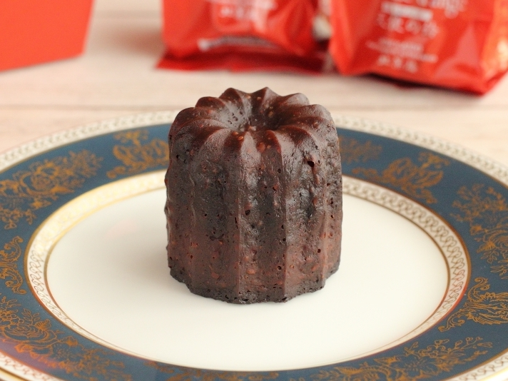【お取り寄せカヌレ♪】北菓楼のカヌレ風焼き菓子「天使の鈴」を食べてみた!