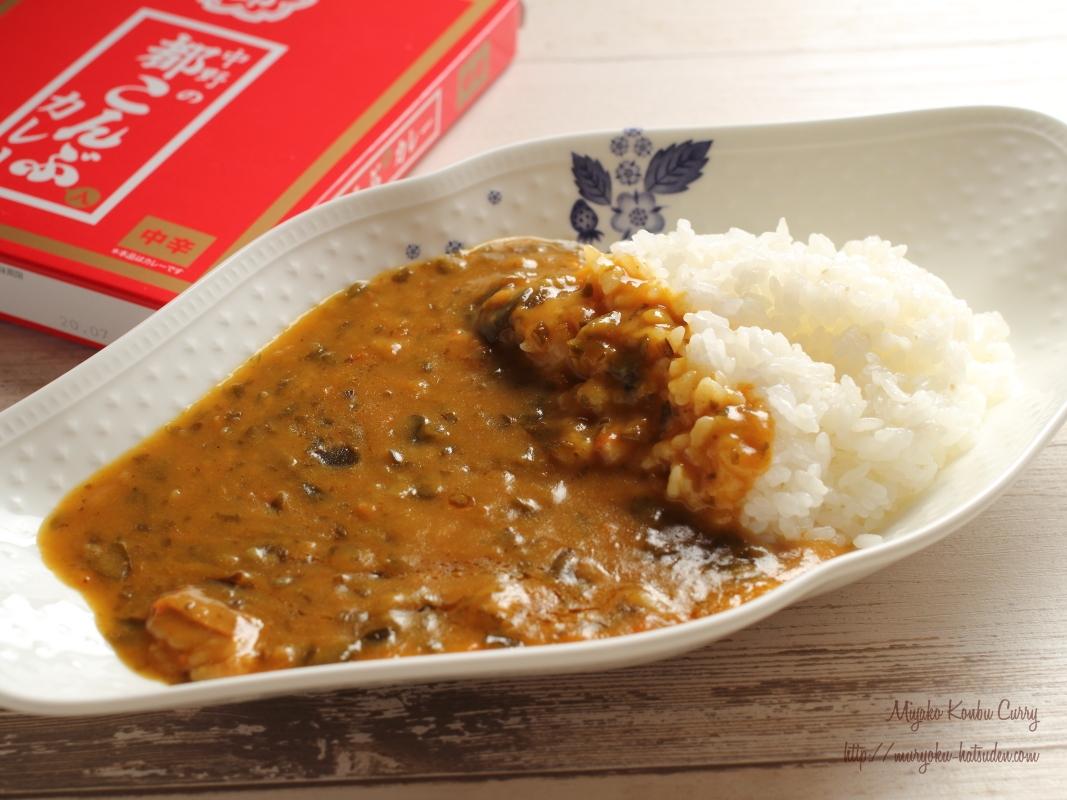 【すっぱウマい!】中野の都こんぶ入カレーを食べてみた!🍛